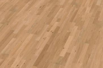 Eiche Schiffsboden astig gebürstet matt versiegelt 3-Schicht (14 x 189 x 2200 mm)