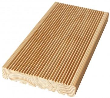 Sibirische Lärche Terrassenholz