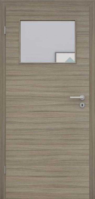 Tür CPL Akazie Grau LA005