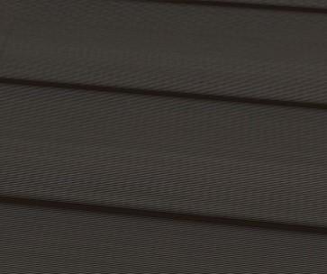 WPC Dielen Massiv Dunkelgrau / Profil geriffelt