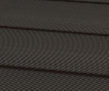 Muster WPC Dielen Massiv Dunkelgrau geriffelt (22 mm x 143mm)