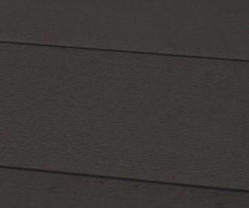 Muster WPC Dielen Massiv Anthrazit 22 mm x 143mm / Profil gebürstet