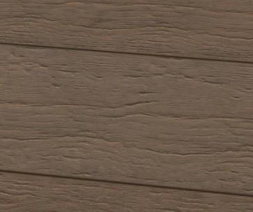 WPC Dielen Massiv Sand / Profil gealtert