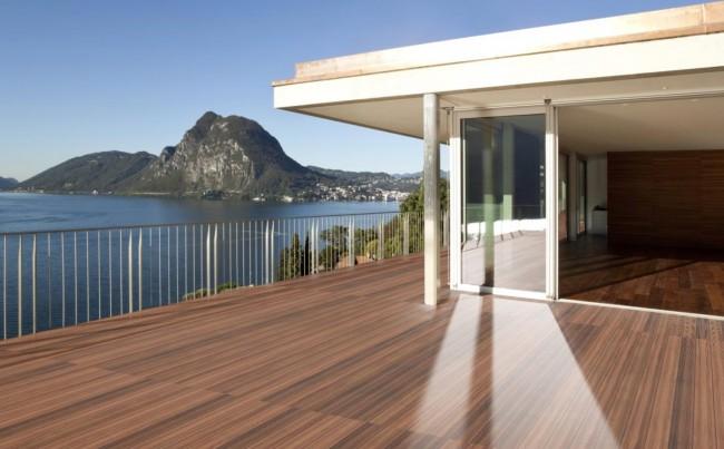 Terrassendielen Cumaru Holz Glatt Geriffelt Gunstig Online Kaufen