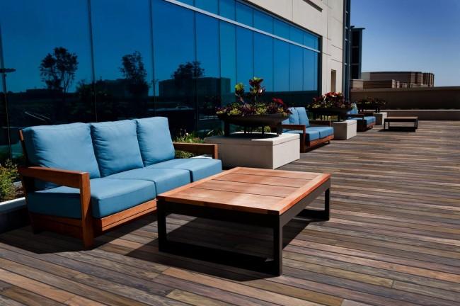 terrassendiele aus curupau holz beidseitig glatt. Black Bedroom Furniture Sets. Home Design Ideas