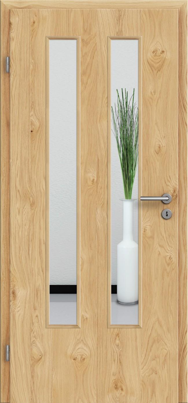 echtholzfurnierte zimmert r eiche astig g nstig kaufen t renfuxx. Black Bedroom Furniture Sets. Home Design Ideas