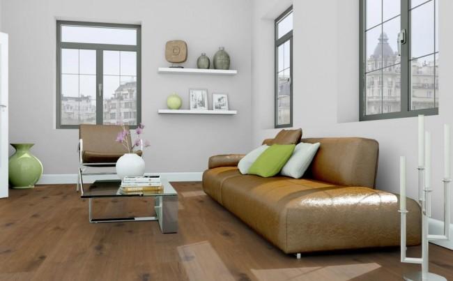 eiche parkett ger uchert ge lt rohoptik t renfuxx. Black Bedroom Furniture Sets. Home Design Ideas