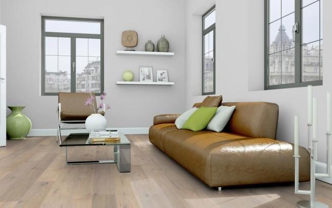 parkett eiche landhausdiele 3 schicht astig handgehobelt. Black Bedroom Furniture Sets. Home Design Ideas