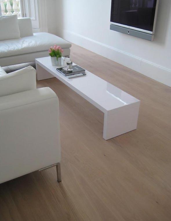 hain parkett eiche wei ge lt geb rstet 160mm x 15mm. Black Bedroom Furniture Sets. Home Design Ideas