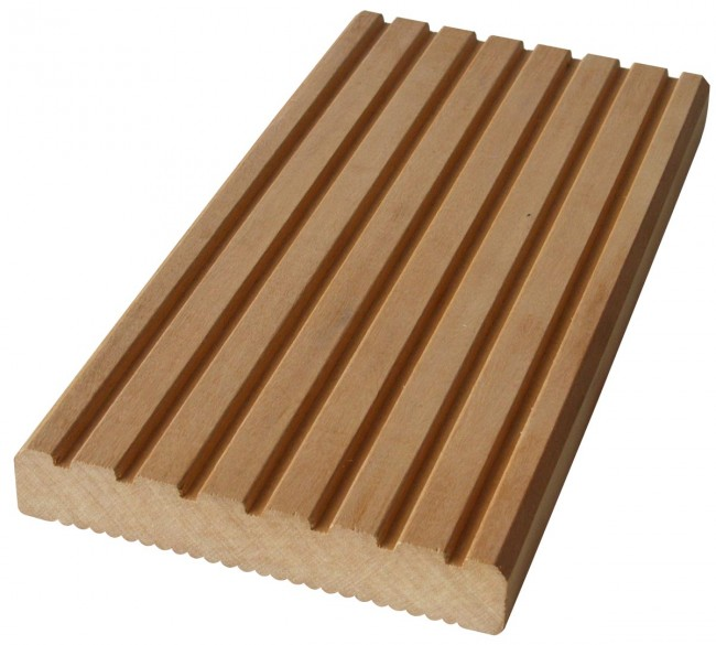 Terrassendiele Garapa Holz Genutet Gunstig Kaufen Turenfuxx