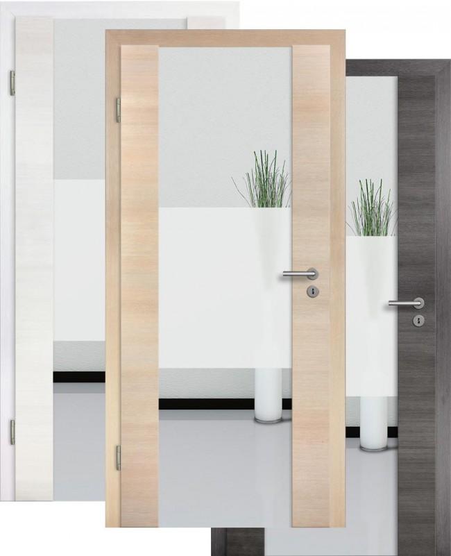 holz glast r cpl mit lichtausschnitt und sandstrahlmotiv. Black Bedroom Furniture Sets. Home Design Ideas