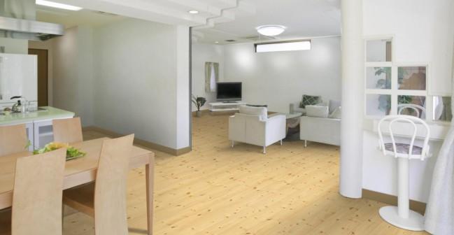 nordische kiefer landhausdielen 21mm parkett g nstig kaufen t renfuxx. Black Bedroom Furniture Sets. Home Design Ideas