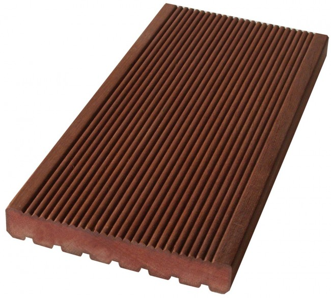 Massaranduba Holz (gerillt): Dielen aus Holz online kaufen für ...