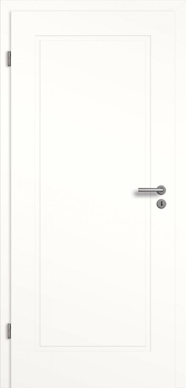 Günstige Weiße Zimmertüren Mit Zarge Online Kaufen Türenfuxx