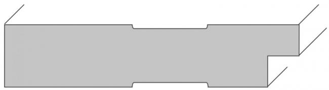 wei e landhaust r innent r mit lichtausschnitt t renfuxx komplettelement. Black Bedroom Furniture Sets. Home Design Ideas