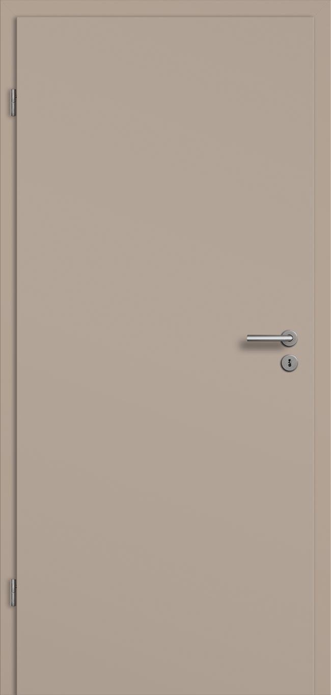 Wohnungseingangstüren günstig kaufen CPL Graubeige - Türenfuxx ...