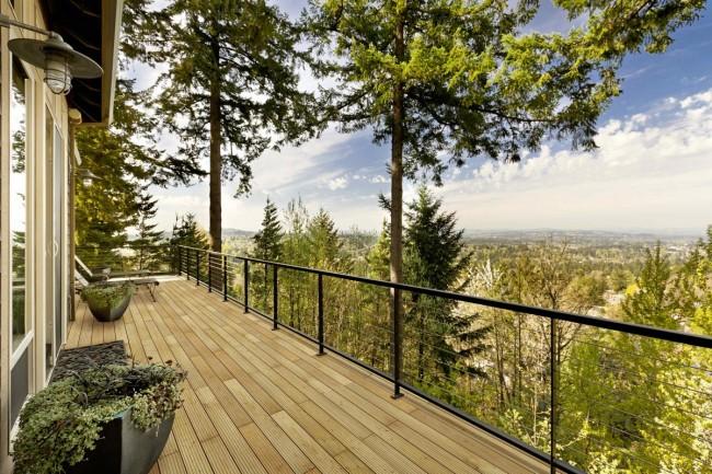 terrassendielen l rche sibirisch holz g nstig kaufen t renfuxx. Black Bedroom Furniture Sets. Home Design Ideas
