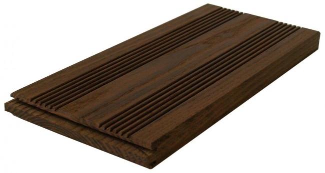 holz terrassendielen g nstig kaufen thermo esche vom t renfuxx. Black Bedroom Furniture Sets. Home Design Ideas
