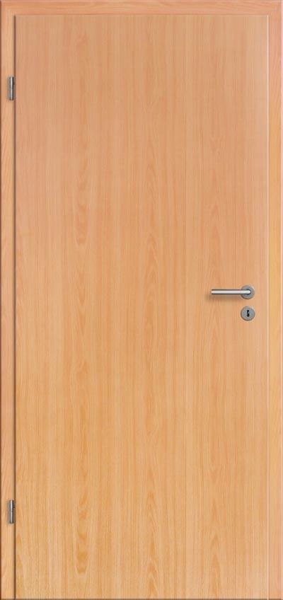 Zimmertüren online  Hochwertige Zimmertüren Buche Holzdekor und passende Zargen sowie ...