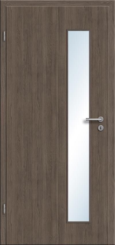 moderne cpl t ren mit verglasung ideal auch f r altbau und renovierungen in steingrau unsere. Black Bedroom Furniture Sets. Home Design Ideas