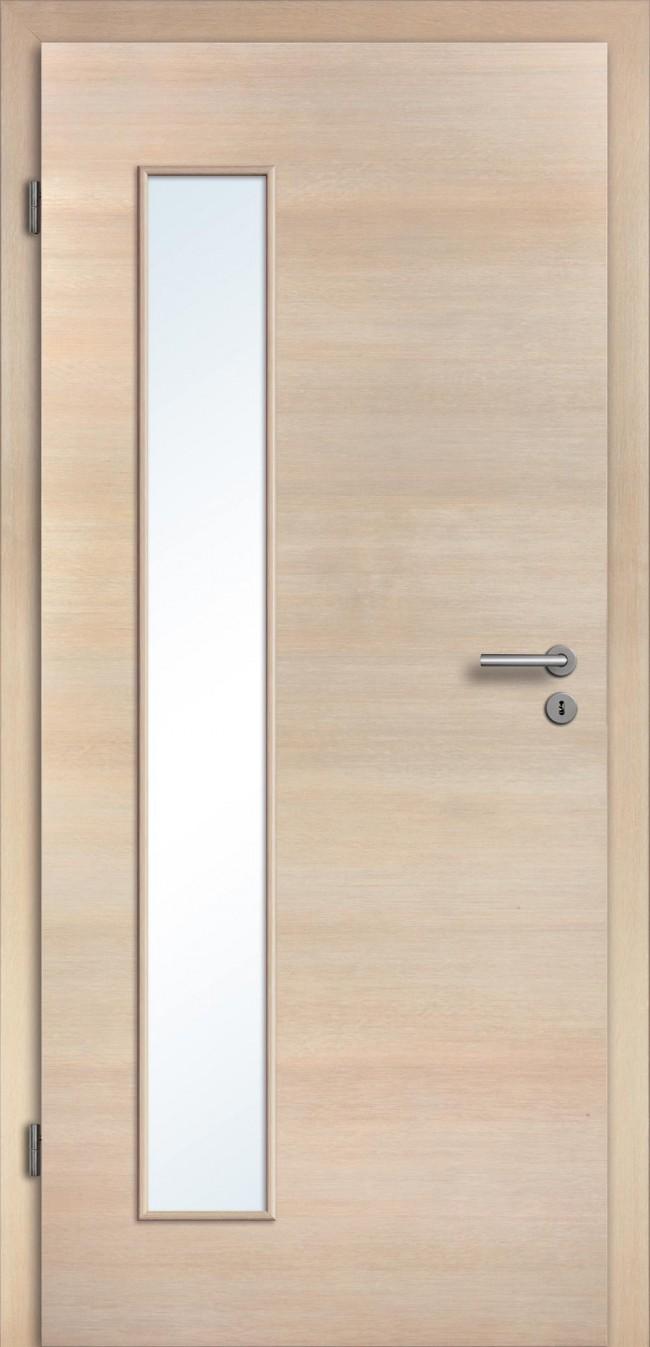 g nstige innent r cpl fineline mit glasausschnitt t relement lichtausschnitt inklusive zarge. Black Bedroom Furniture Sets. Home Design Ideas