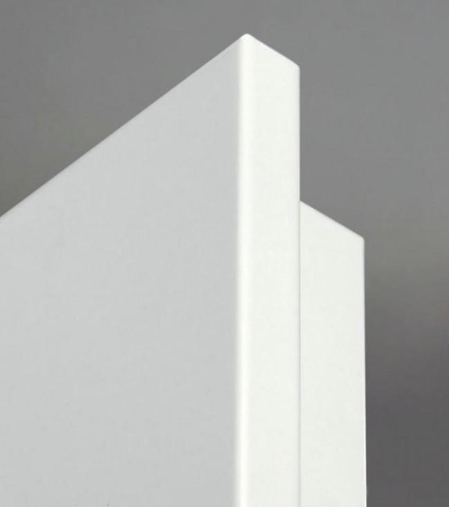 t ren aus cpl mit glasausschnitt grau g nstig kaufen t renfuxx. Black Bedroom Furniture Sets. Home Design Ideas