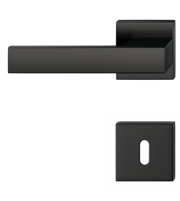 dedabfc771 Schwarze Türgriffe (matt) günstig online kaufen - Türenfuxx