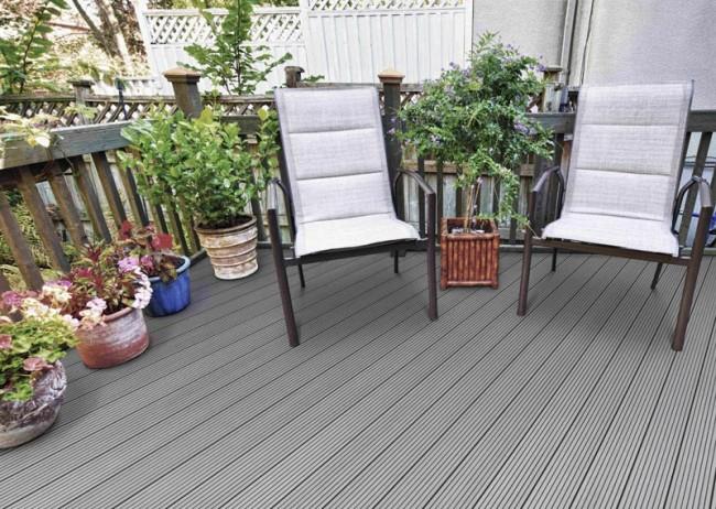 wpc dielen anthrazit hellgrau terrassendielen online kaufen t renfuxx. Black Bedroom Furniture Sets. Home Design Ideas