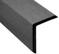 wpc starterclips mit schrauben f r terrassendielen aus wpc zur festen und sicheren montage ihrer. Black Bedroom Furniture Sets. Home Design Ideas