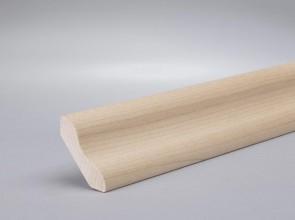 Ahorn kanadisch Hohlkehlleisten 30 mm x 30 mm Massivholz