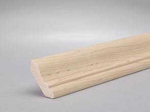 Hohlkehlleisten Ahorn kanadisch 30mm x 30mm Massivholz