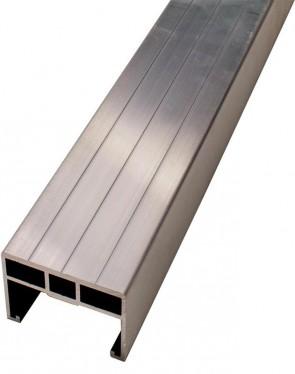 Unterkonstruktion aus Aluminium (26mm x 60mm)