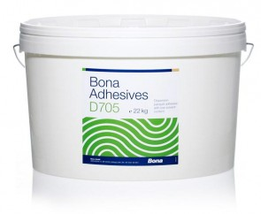 Dispersionsklebstoff für Holzböden Bona D705