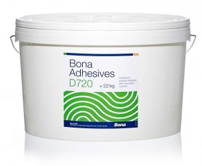 Lösemittelfreier Kleber für Holzböden Bona D720