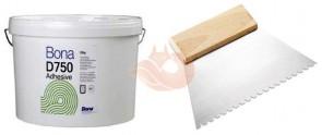 Kleber und Leim für Bodenbeläge