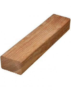 Bongossi Holz Unterkonstruktion