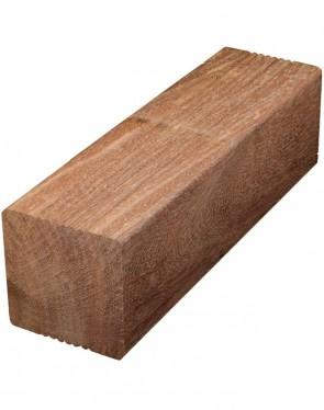Bongossi Holz Unterkonstruktion (85x85mm)