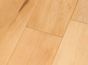 Massivholz Buche leicht gedämpft 15 mm x 140 mm (Rustikal)