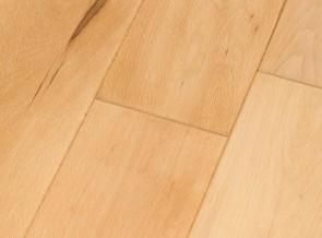 Massivholz Buche leicht gedämpft 20 mm x 140 mm (Rustikal)