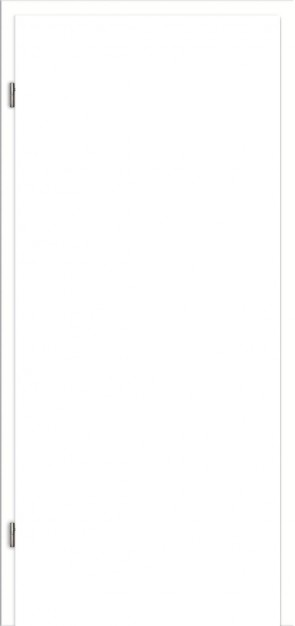 Zarge Weißlack Designkante 70 mm