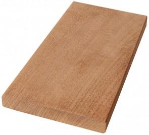 Muster Terrassendielen aus Cumaru-Holz