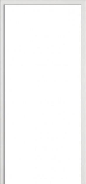 Durchgangszarge Uni Grau