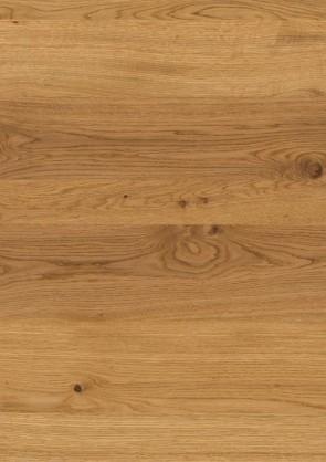 Muster Echtholztür Eiche astig Natur quer furniert / geölt