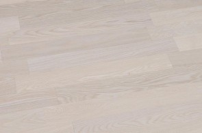 Eiche Fertigparkett Muster 2-Schicht weiß geölt