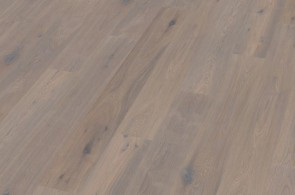 Landhausdiele Eiche gealtert Parkett geräuchert weiß geölt (15 x 189 x 1860 mm)