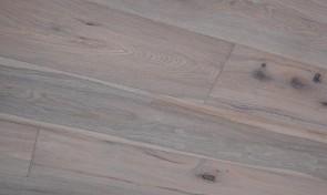 Muster Eichendiele Rustikal stark geräuchert & weiß geölt, Breite 200 mm (Stärke 20 mm)