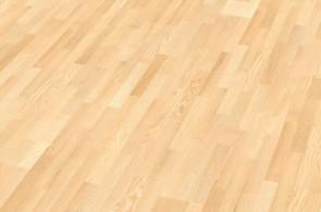 Esche Parkett Schiffsboden natur matt versiegelt 3-Schicht (14 x 189 x 2200 mm)