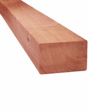 Garapa Unterkonstruktion Holz | 45 x 70 mm, 4-seitig gehobelt