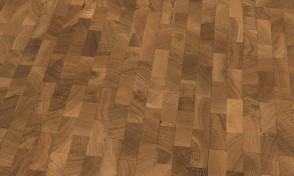 Hirnholzboden Eiche 10 x 20 x 60 mm englischer Verband