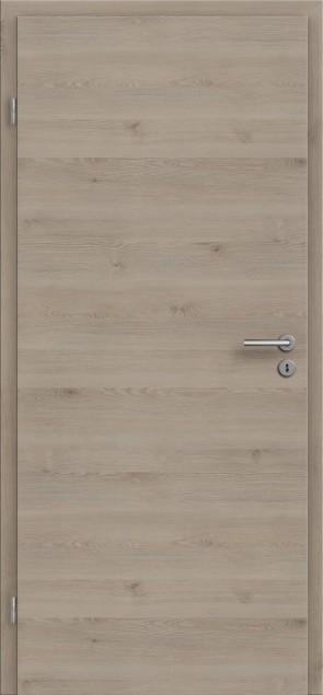 CPL Tür Pinie Silvergrey / Queroptik